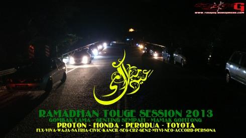 Ramadhan Touge Sessiion 2013