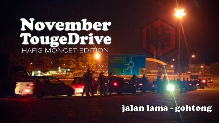 November Touge Drive