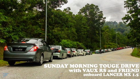 Morning Touge Session + Vaux RS SundayDrive
